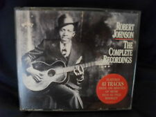 Robert Johnson – The Complete Recordings - 2cd-box