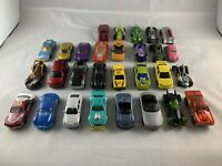 Diecast Toy Car Bundle Job Lot - Hot Wheels, Maisto & More! X29 Cars!