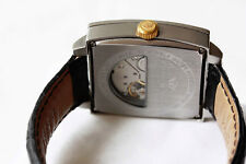 PHILIP WATCH Swiss Made Mechanical Hand winding Movement 17 Jewels