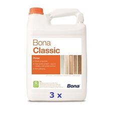 Bona Prime Classic - 3 x 5 L - Parkettgrundierung * Primer * Lakier podkładowy