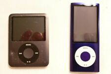 2 Apple iPod Mp3 Players A1236 8gb & A1320 8gb For Parts/Repair & As Is *Read*