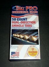 Titan Pro 50 count Commercial Grade Dual-Direction Shingle Light Tabs (1 Box)