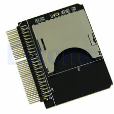 SD Micro sd Memory Card to 2.5 44pin IDE Adapter Reader For Laptop PC