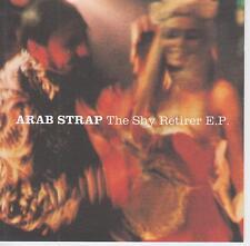 ARAB STRAP - The Shy Retirer - Deleted 2003 UK 4-track CD - FREE UK SHIPPING