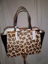 Alberta Di Canio Made In Italy Genuine Leather/fur purse [dust bag] Ret $495