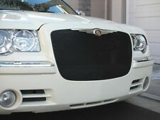 2005 2006 2007 CHRYSLER 300 300C 1PC BLACK MESH GRILLE GRILLCRAFT