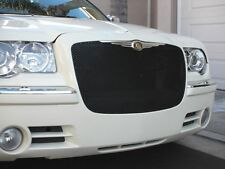 2008 2009 2010 CHRYSLER 300 300C 1PC BLACK MESH GRILLE GRILLCRAFT