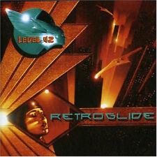 Level 42 – Retroglide CD NEW