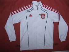 ADIDAS ORIGINAL FC Bayern Munchen FC Climacool FOOTBALL JACKET TRAINING Large