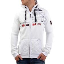 Cappotti e giacche da uomo bianche Geographical Norway