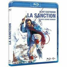 Blu Ray : La sanction - Clint Eastwood - NEUF