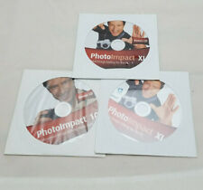 Ulead PhotoImpact XL Ulead Software Plus Bonus Disc With Serial Number