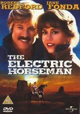The Electric Horseman DVD 1980 by Robert Redford Jane Fonda Owen Roizman RA