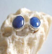 Ohrringe, Ohrstecker mit Lapis Lazuli, 925er Silber -