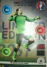 Manuel Neuer Edición Limitada Limited Edition Adrenalyn XL Euro 2016 France