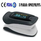 OLED Pulso Dedo Oxigeno Pulsioximetro oximeter Pulsómetros Oximetro,Plus Pouch