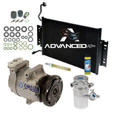 New A/C AC Compressor Kit  Fits: 1999 2000 2001 Pontiac Grand AM V6 3.4L ONLY
