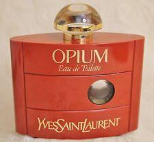 Yves Saint Laurent Opium Empty Perfume Eau de Toilette EDT Bottle 2oz 60ml