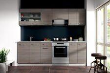 Küchenzeilen günstig mit elektrogeräten  Komplett-Küchen günstig kaufen | eBay