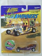 Johnny Lighting Wacky Winners Cherry Bomb Limited Edition 1 of 17,500 Nip