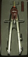 Rotring Schnellverstellzirkel für Kreise bis 36cm,  Neu Schnnellverstell-zirkel