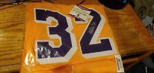 Magic Johnson Autographed stitched Jersey Beckett