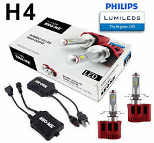 SHO-ME G5.2 PHILIPS LED H4 Hi/Lo Headlight Bombillas Kit Conversion 2x45W 6000K