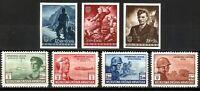 DR Nazi Croatia Rare WWII Stamp 1943-44 Black Legion Carpathian Soldier Ostland