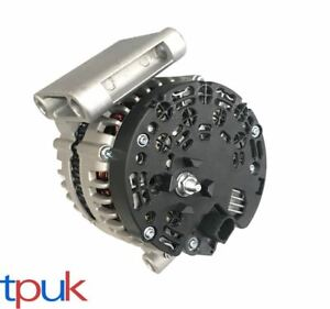 FORD TRANSIT MK7 2.4 RWD ALTERNATOR WITH CLUTCH PULLEY LAND ROVER DEFENDER