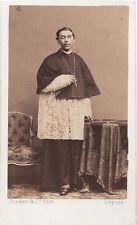 Photo cdv : Disderi ; Monseigneur de Ségur (Fils de La Comtesse)  vers 1865