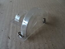 Tamiya TLT-1 Rock Buster little gear side clear plastic cover 1/18 scale