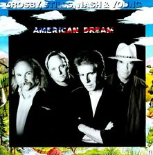 CROSBY STILLS NASH and YOUNG - AMERICAN DREAM - NEIL YOUNG - CSNY****EXCELLENT**