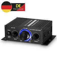 Mini Auto Leistungsverstärker 2.0 Channel Stereo Car Marine Digital Amplifier