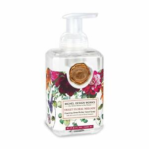 Michel Design Works Foaming Hand Soap, Sweet Floral Melody (FOA355)