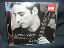 Various - Music For Cello Und Piano -Daniel Müller-Schott / Kulek
