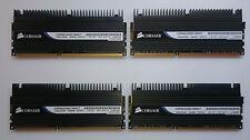 Corsair Dominator CMP4GX3M2C1600C7 RAM 4x2GB 8GB PC3-12800 DDR3-1600 CL7