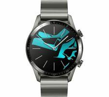 Huawei Watch GT 2 Smart Watch 46 Mm Titanium Grey GPS Bluetooth 1.39 Inch AMOLED