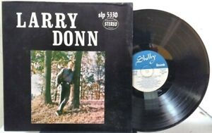 Larry Donn - Self Titled - PRIVATE LABEL COUNTRY - SHELBY RECORDS SLP 5330
