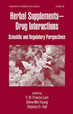 Herbal Supplements-Drug Interactions: Scientific and Regulatory Perspectives (Dr