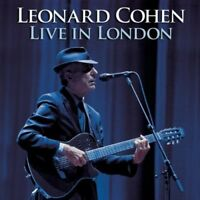 LEONARD COHEN - LIVE IN LONDON  3 VINYL LP NEU