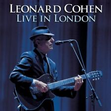 LEONARD COHEN - LIVE IN LONDON  3 VINYL LP NEW