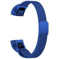 Stainless Steel Replacement Band Strap Mesh Bracelet for Fitbit Alta / Alta HR