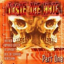 Various Hard Rock(CD Album)Taste The Hate-Part One-Demolition-DEMCD10-New