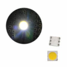 10 x 5050 Power SMT SMD 5V 3 Chips  LED Llight Lamp Bright Natural White
