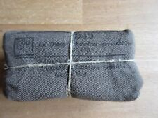 Original Verbandspäckchen 1943 Depot  WK2 WWII WH First Aid Dressing Kit Deko!!