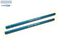 LX-1523 Boom Lynx 180CFX Stretch Kit: Blades Supports Pushrod Pinion