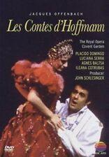 The Royal Opera, Convent Garden - Les Contes D'hoffmann (DVD, 2004)