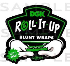 Roll it Up Sticker Cannabis herbal Weed  Window Car Truck Vinyl Decal Sticker