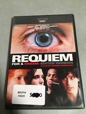 Requiem for a Dream Dvd - good condition.