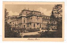 AK. Karlsbad, Bad 1  ca.1922